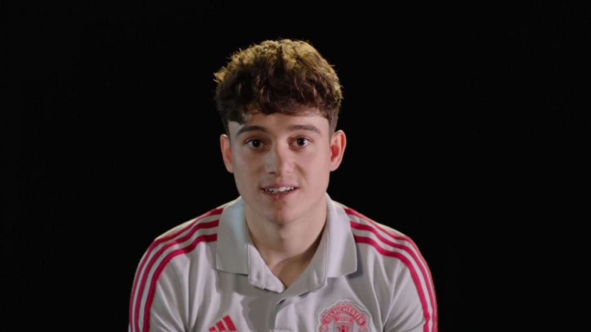 Biografi Daniel James – FOOTCHAMPION