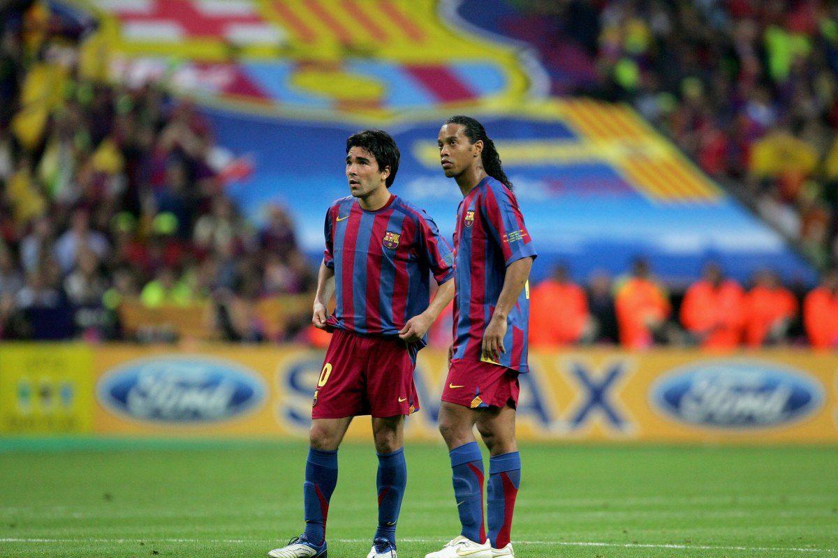 Mengapa Barcelona Memisahkan Hubungan Messi Dengan Ronaldinho & Deco?