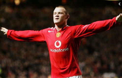 Debut Bersejarah Wayne Rooney Bersama Man United, Hattrik Lawan Fenerbahce Di Usia 18 Tahun