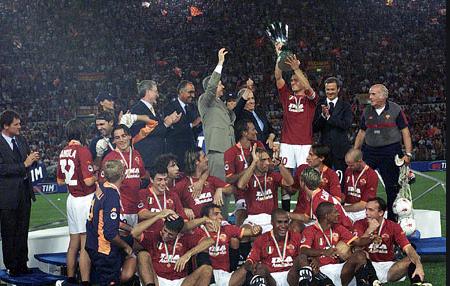 Mengenang AS Roma Ketika Merebut Scudetto Musim 2000/01