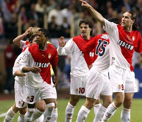Di Ambang Kehancuran Financial : Mengingat Perjalanan AS Monaco Menuju Final Liga Champions 2004